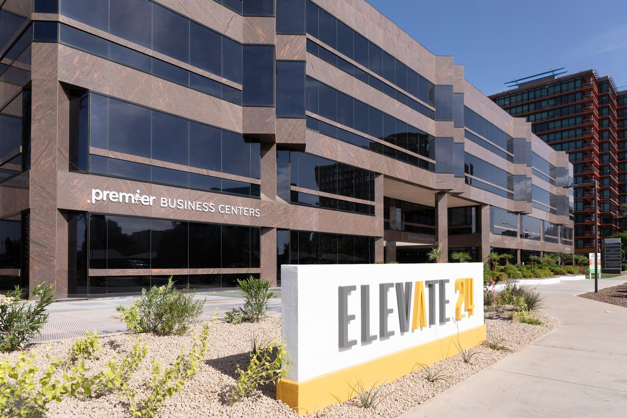 view of Elevate 24 - commercial real estate with amenities phoenix<br/>