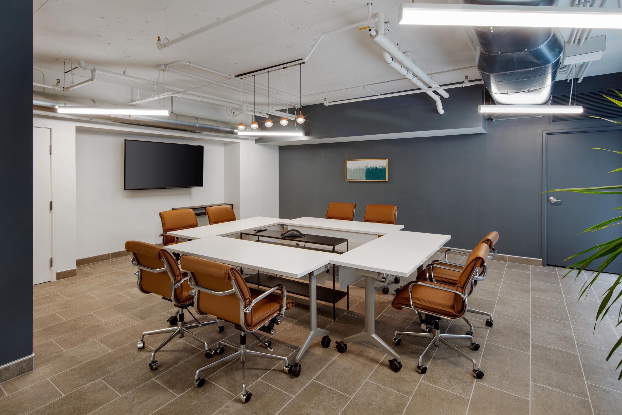 conference room in camelback corridor office complex
