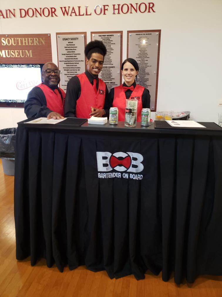 Licensed bartenders for hire in Atlanta, GA.