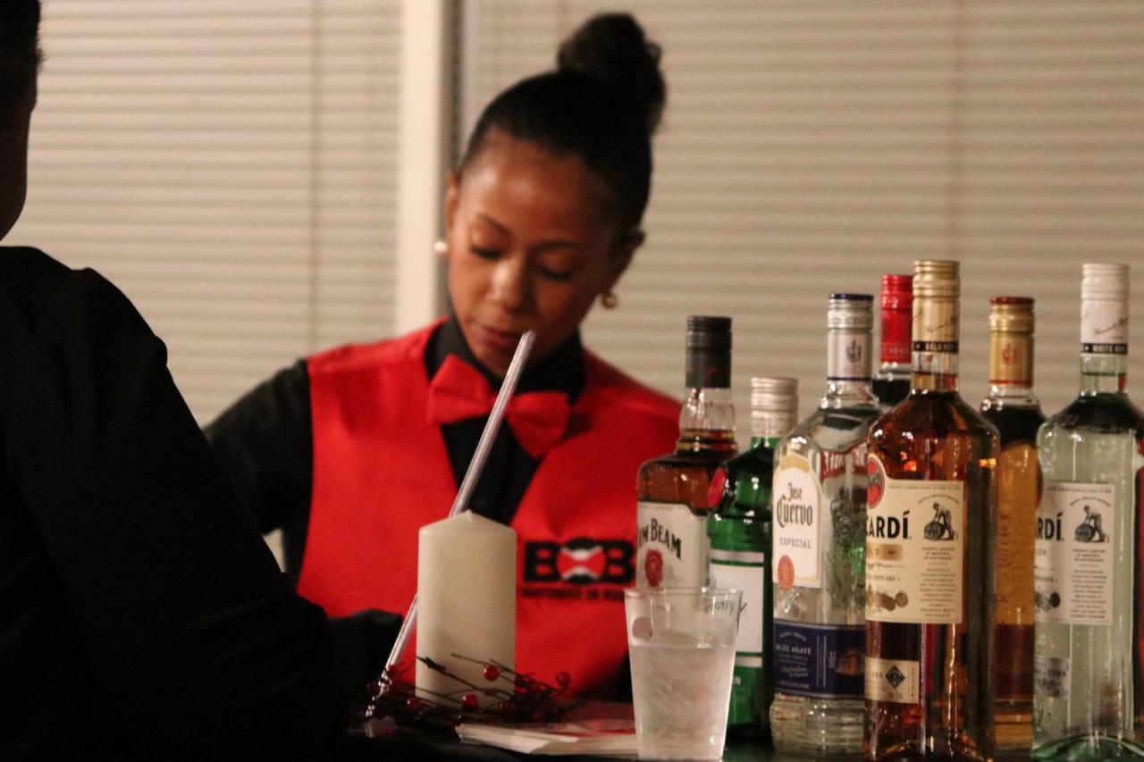 Private party bartending service in Atlanta, GA.