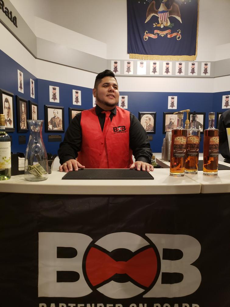 Bartender awards in Georgia.