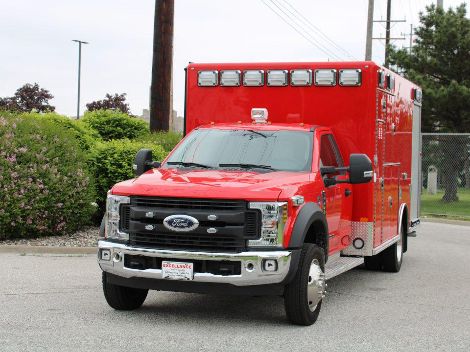 Mercy Sales and Service provides ambulance sales and service for Michigan.