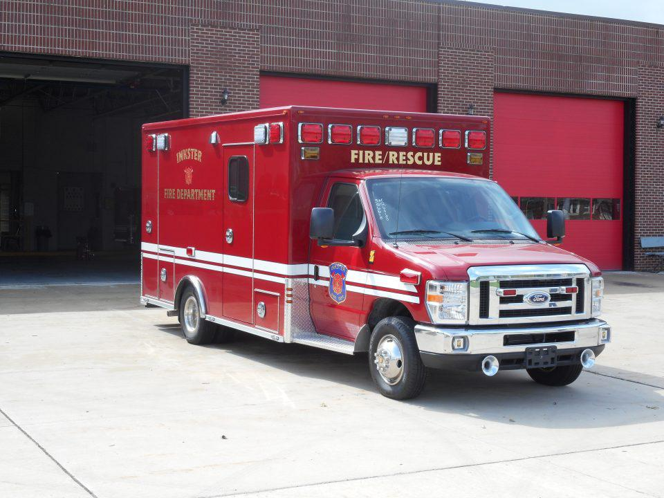 Mercy Sales and Service provides the industry's best ambulances for sale.