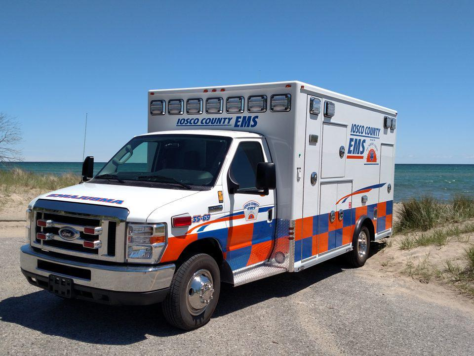 We're Michigan's trusted emergency vehicle services provider.