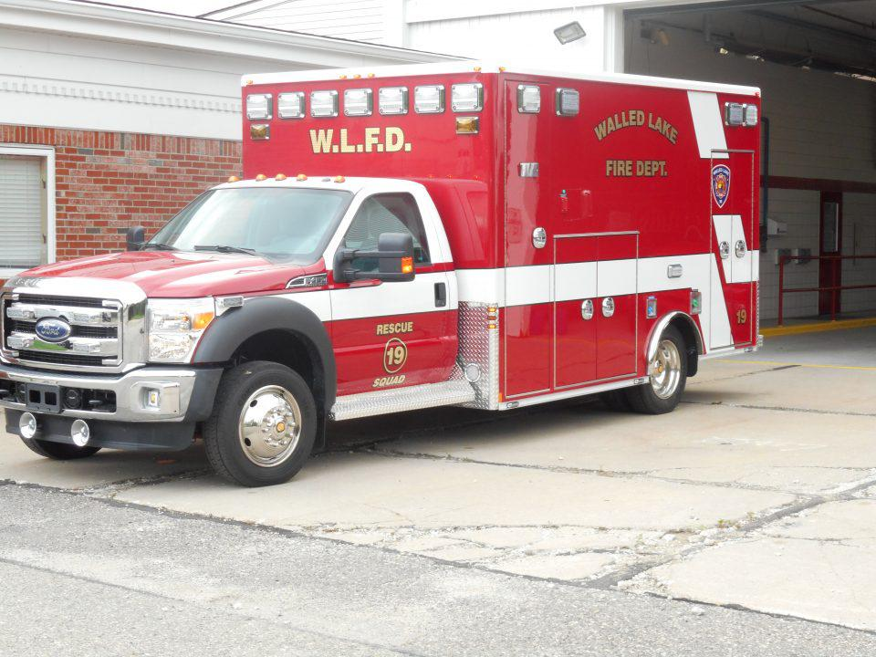 We offer ambulances for sale with and provide ongoing mainenance and service.