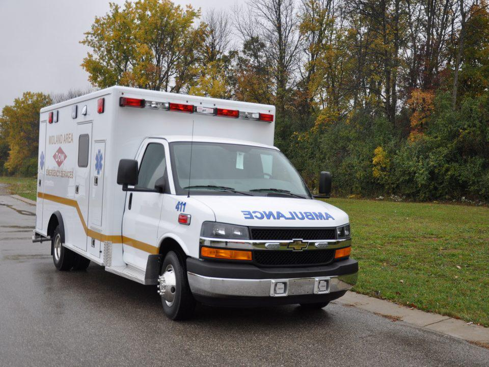 Ambulances for sale and more throughout Michigan.
