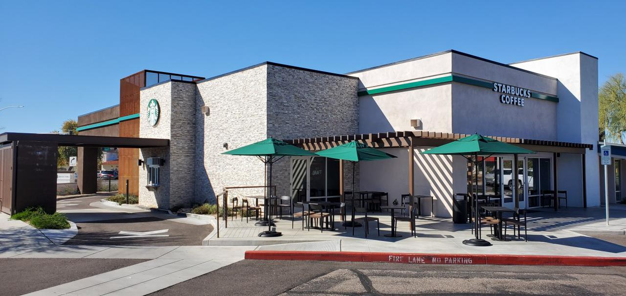 We do everything from exterior elevation to interior design for commercial spaces in Phoenix, AZ.