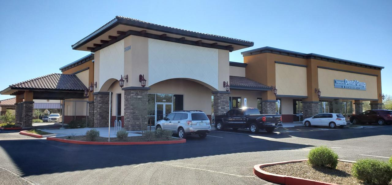 Providing Arizona and California with commercial design services, planning, and construction.