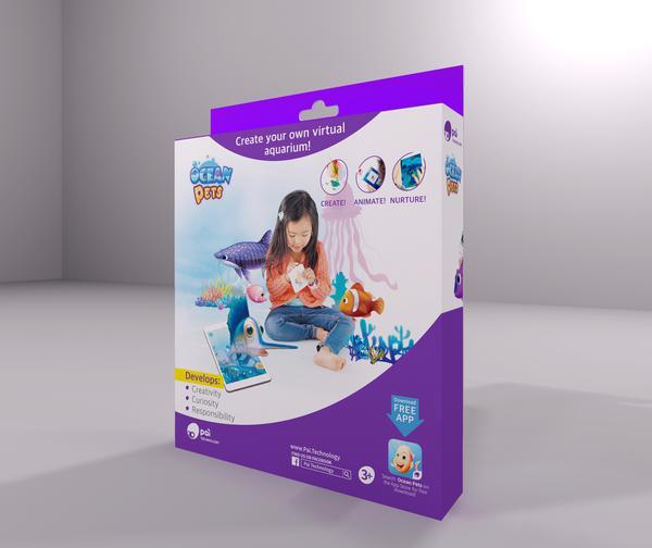 Pai Ocean Pets A/R Craft Kit