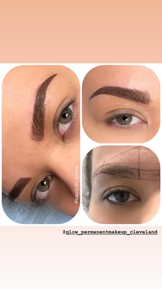 Permanent Makeup Cleveland Saubhaya