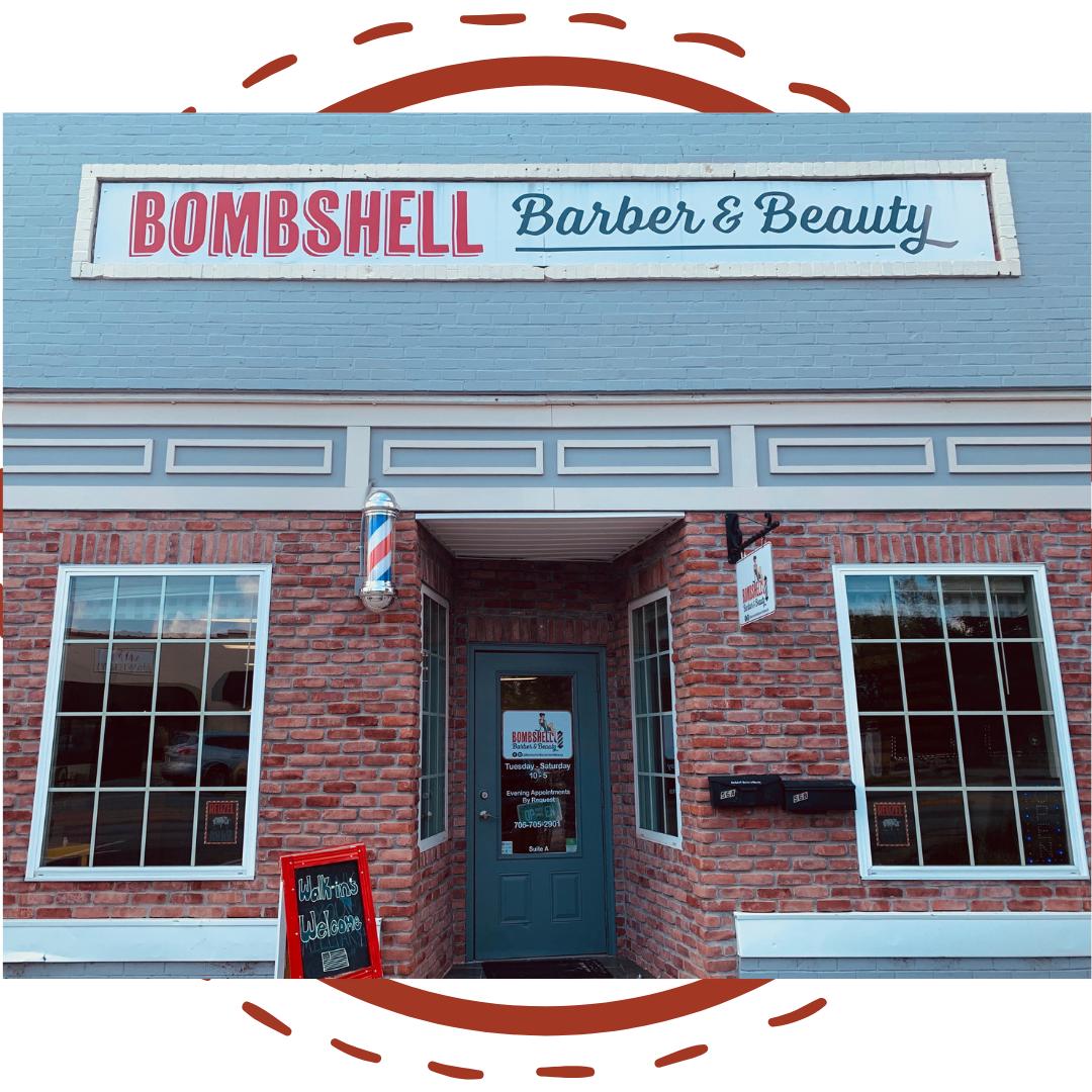 Amanda A. - Bombshell Barber and Beauty