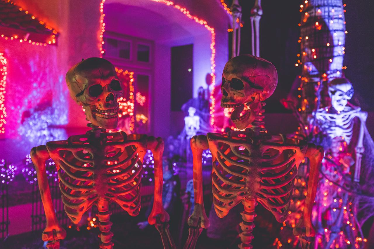 Halloween-Inspired Resident Events