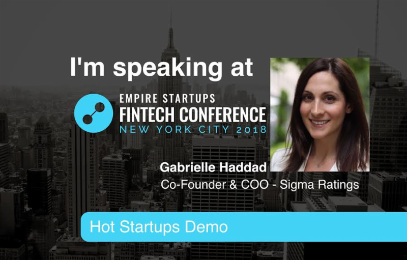 Sigma Ratings Presents at Empire Fintech in New York