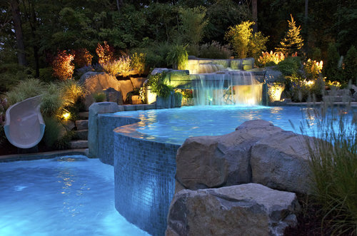 pool LED lighting from Pentair, Jandy, Hayward, and more