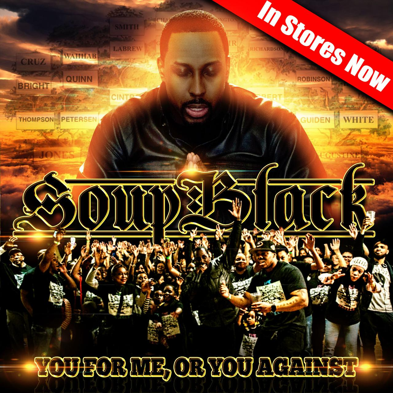 imageGallery/Soup Black Ablum Cover In Stores Now.JPG
