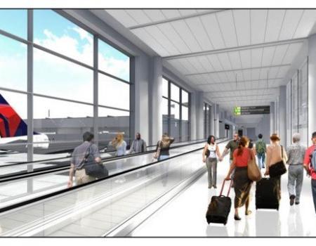 Terminals 2 + 3 | Delta Airlines