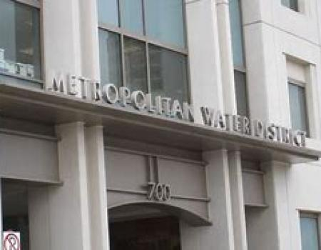 METROPOLITAN WATER DISTRICT
