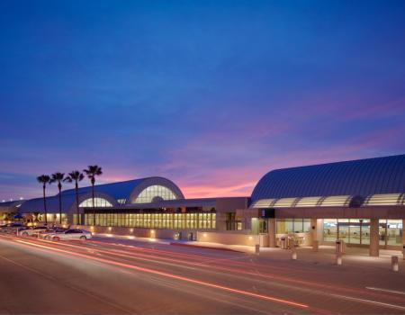 JOHN WAYNE INTERNATIONAL AIRPORT