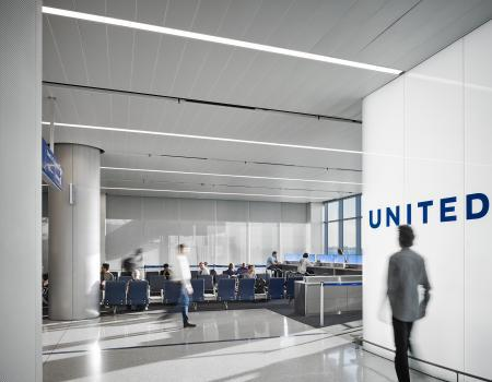 United Airlines | Master Planning