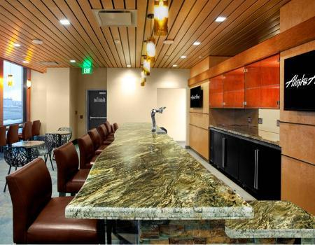 Alaska Airlines Board Room   LEED Gold