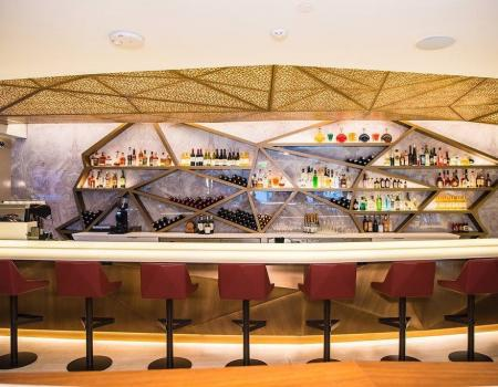 Etihad Airways Lounge