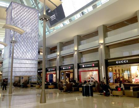 Duty Free Shops Airport Concessions