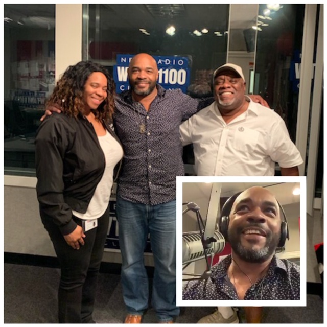 News Radio WTAM 1100 AM <br>Cleveland, OH with <br>Mansfield Frazier & Racheal Hill<br>May 26, 2019