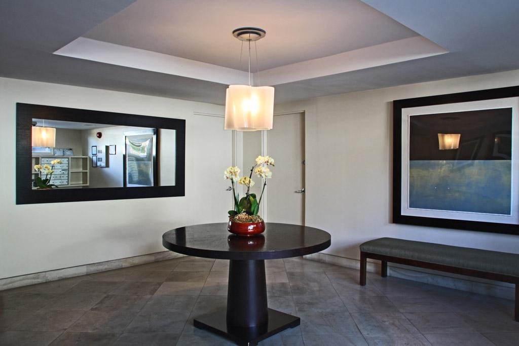 Luxury rentals in LA.