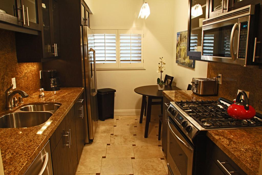 Furnished housing in Century City.