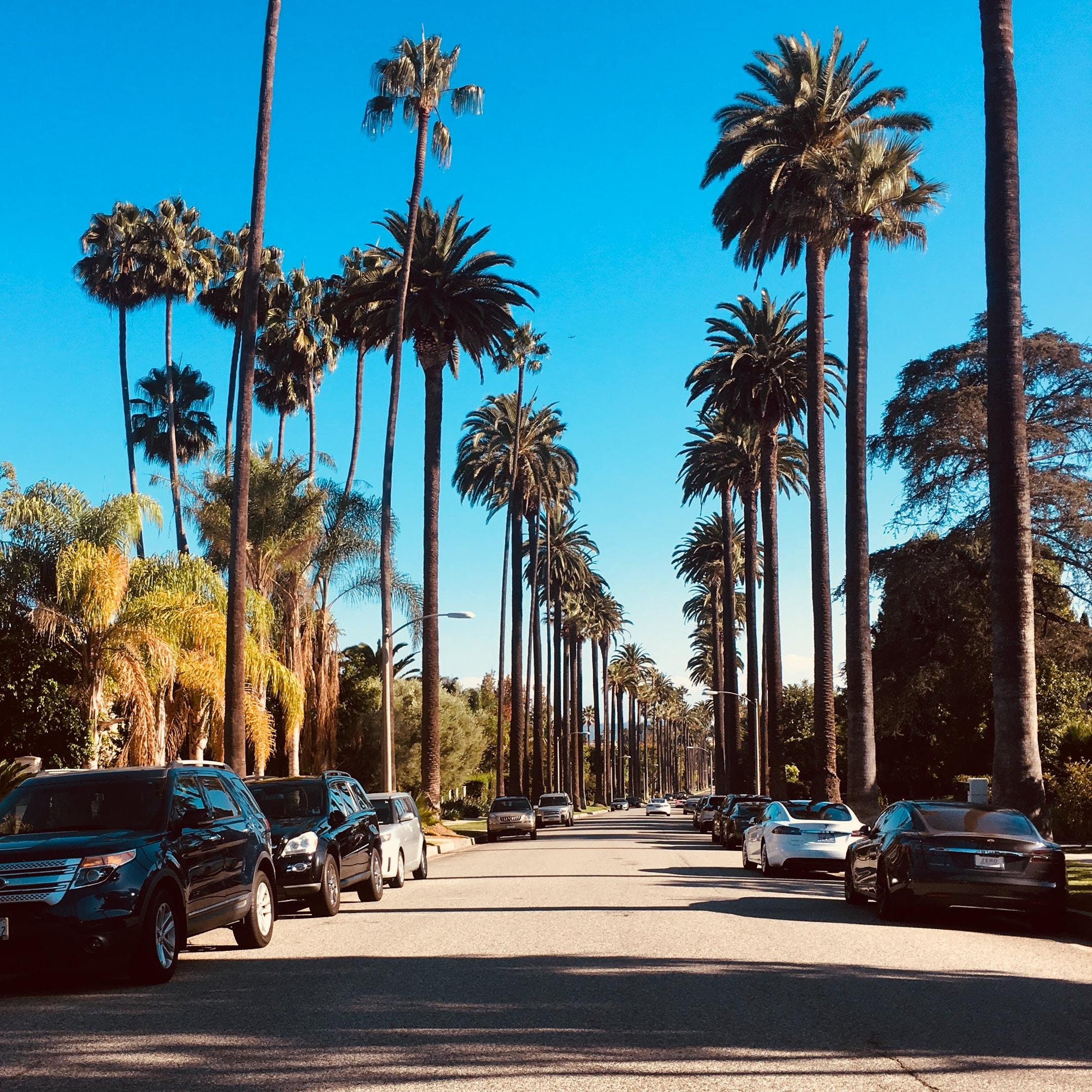 Fully furnished apartments in Beverly Hills.