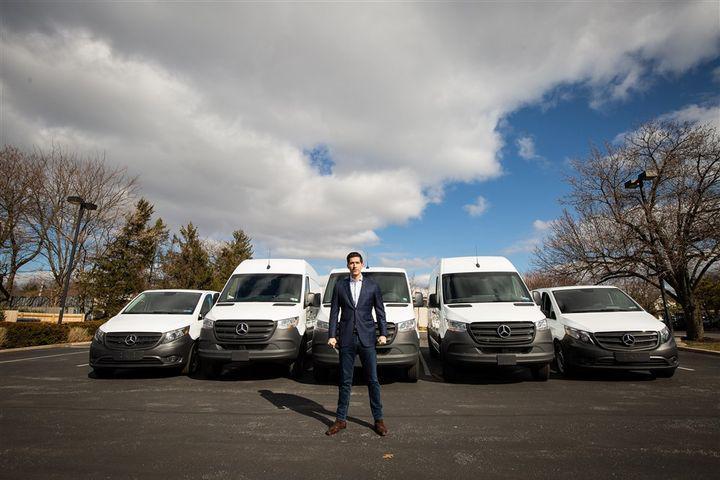 Delivering Cannabis in a Crisis Talaria via BusinessFleet Talaria Transportation