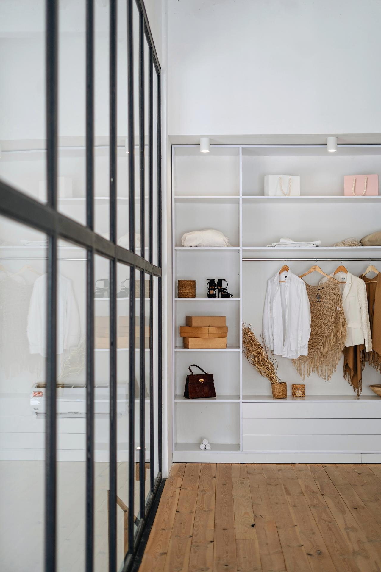Can I get more space with a custom closet design in my New York apartment?