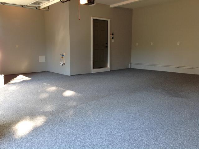 binder coat example of a concrete floor