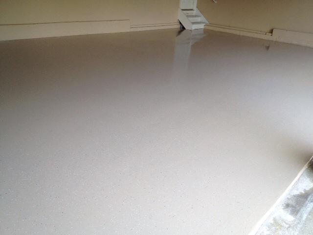 light garage floor coatings