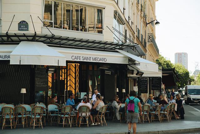 #mouffetard #café #restaurant #paris