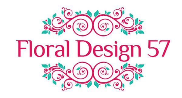 Floral Design 57 Logo