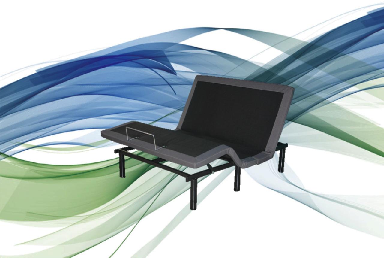 Innova Sleep Systems Adjustable Motion Bed GETGO