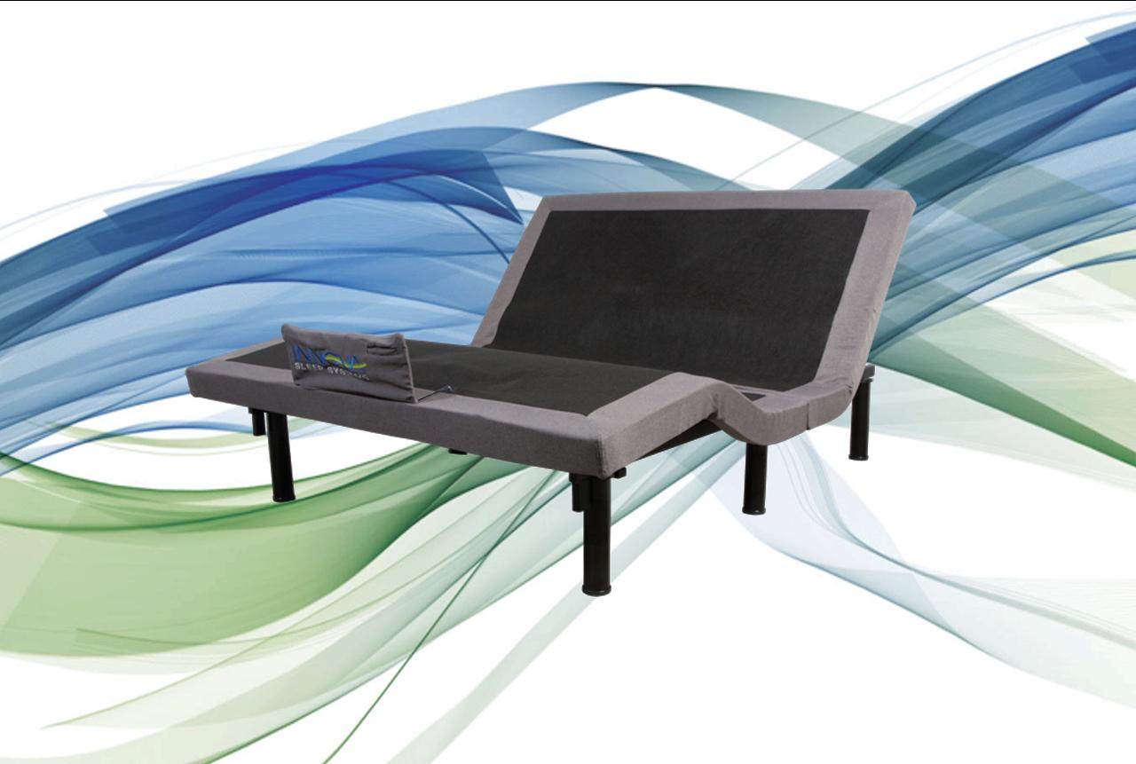Innova Sleep Systems Adjustable Motion Beds Delight II