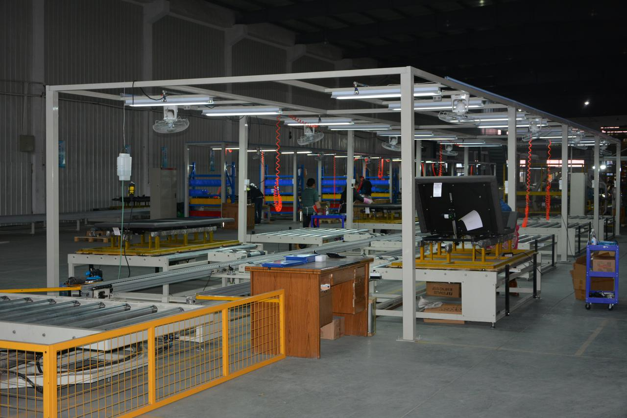Our state of the art factory provides custom bed manufacturing at scale