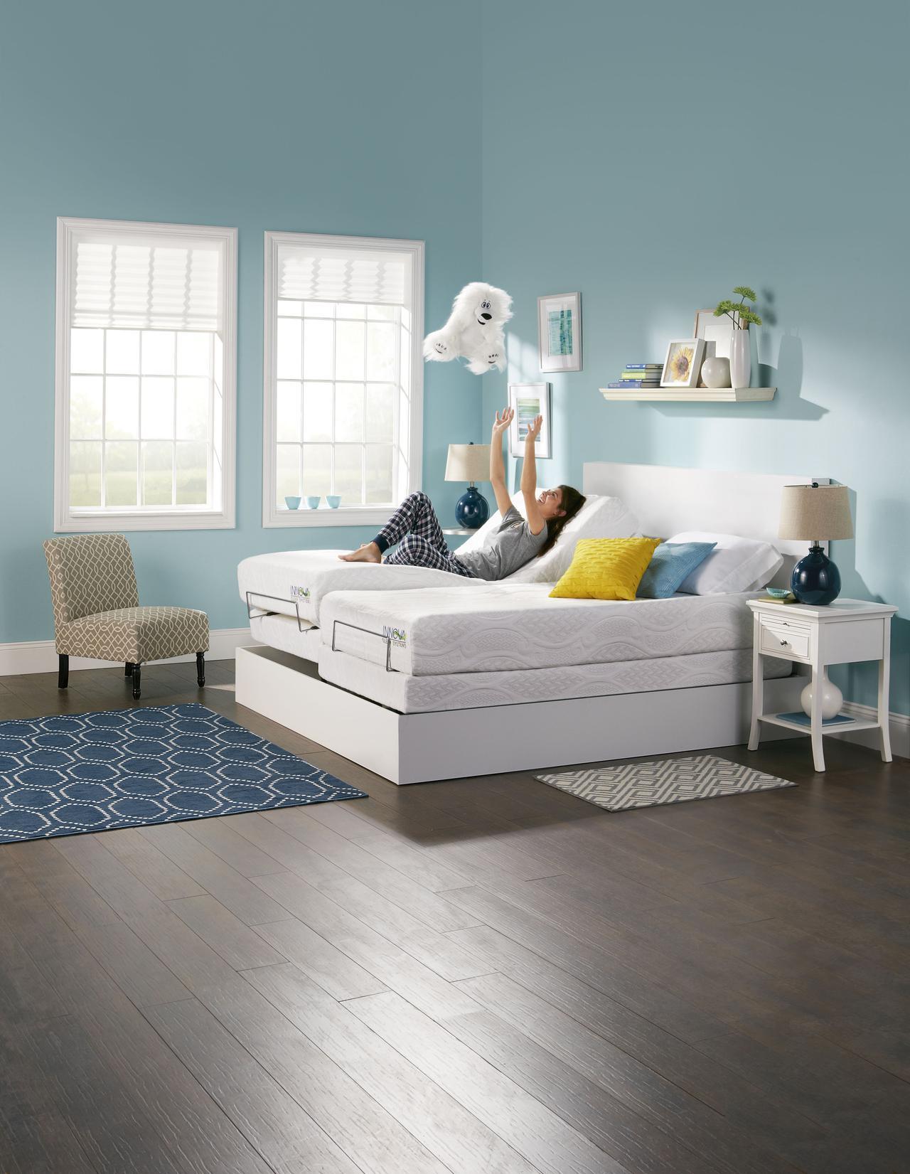 Innova Sleep Systems creates luxurious, memorable sleep on state-of-the-art adjustable beds