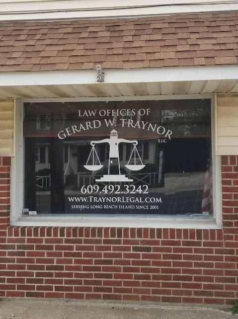 image of the front of the Law Offices of Gerard W. Traynor office