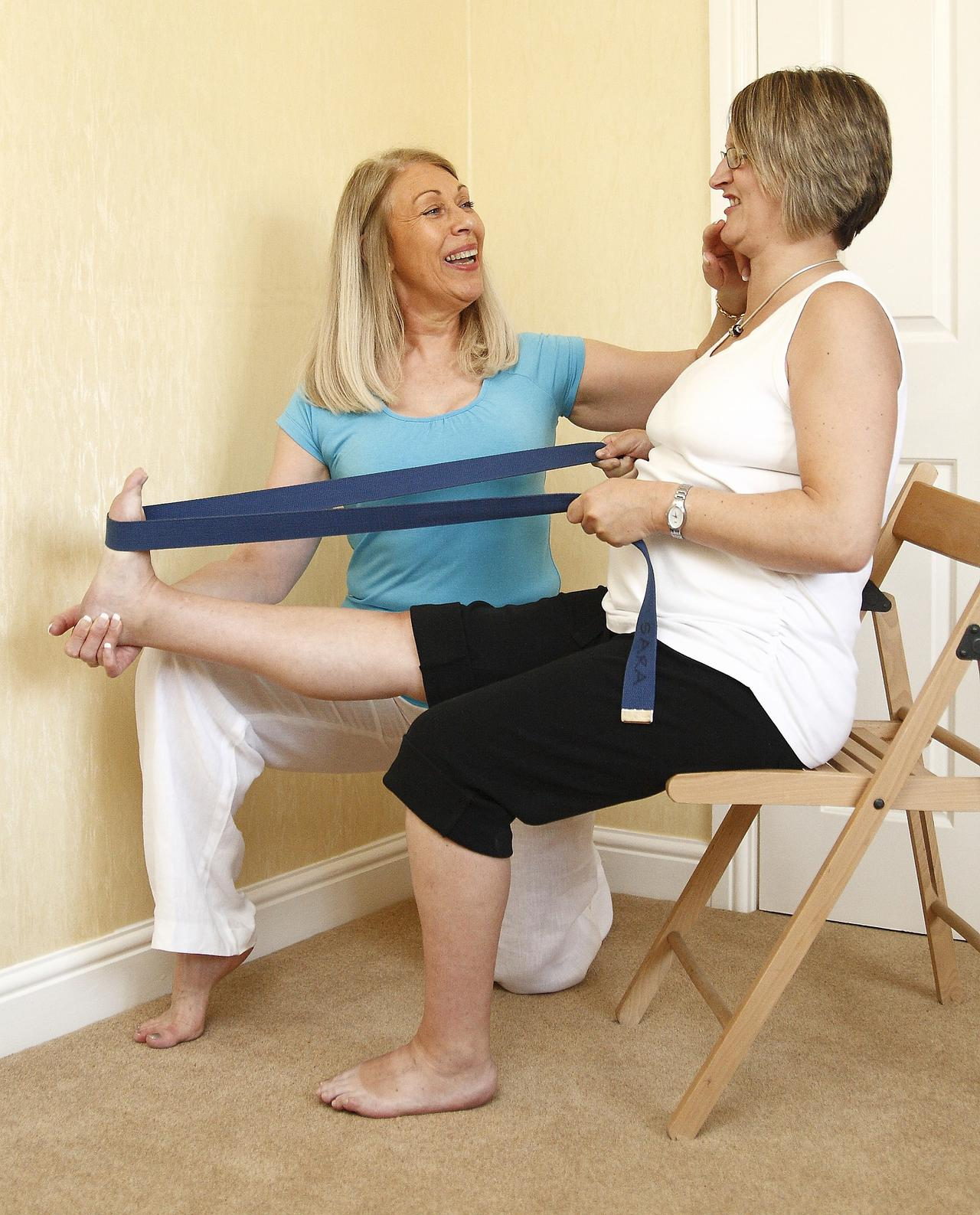 Active Isolated Stretching (AIS)