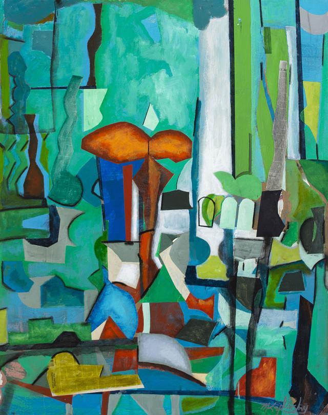 east light _60x48 _arcylic and paper on canvas _by matt kaplinsky _web.jpg