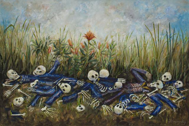 portfolio/Out Where Ideas Go To Die - 48x72 oil on canvas by Matt Kaplinsky.jpg