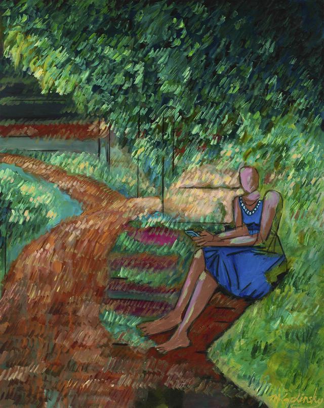 portfolio/Private Conversation - 48x60 Acrylic on canvas by Matt Kaplinsky.jpg