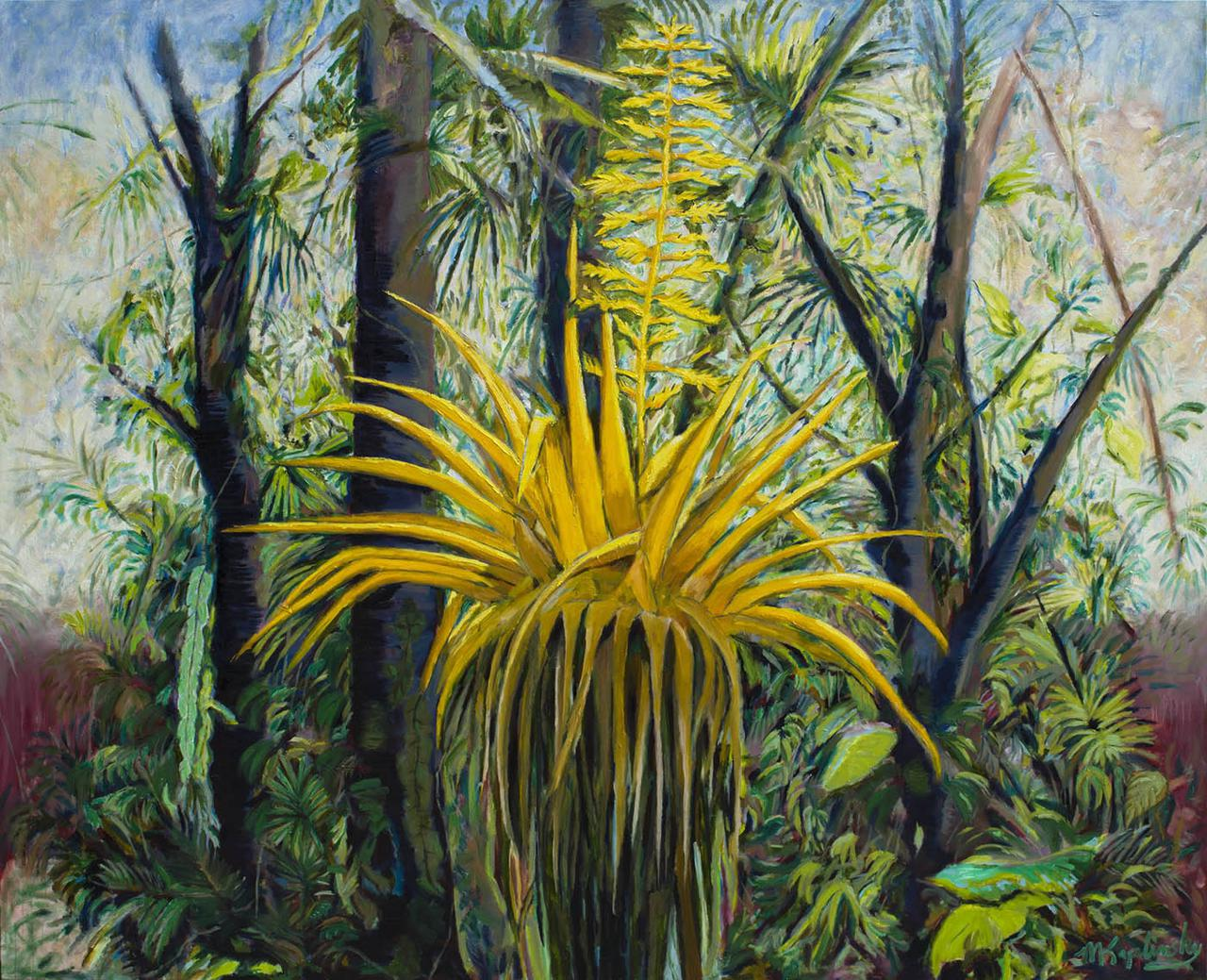 portfolio/Sunrise Costa Rica - 60x72 oil on canvas by Matt Kaplinsky.jpg