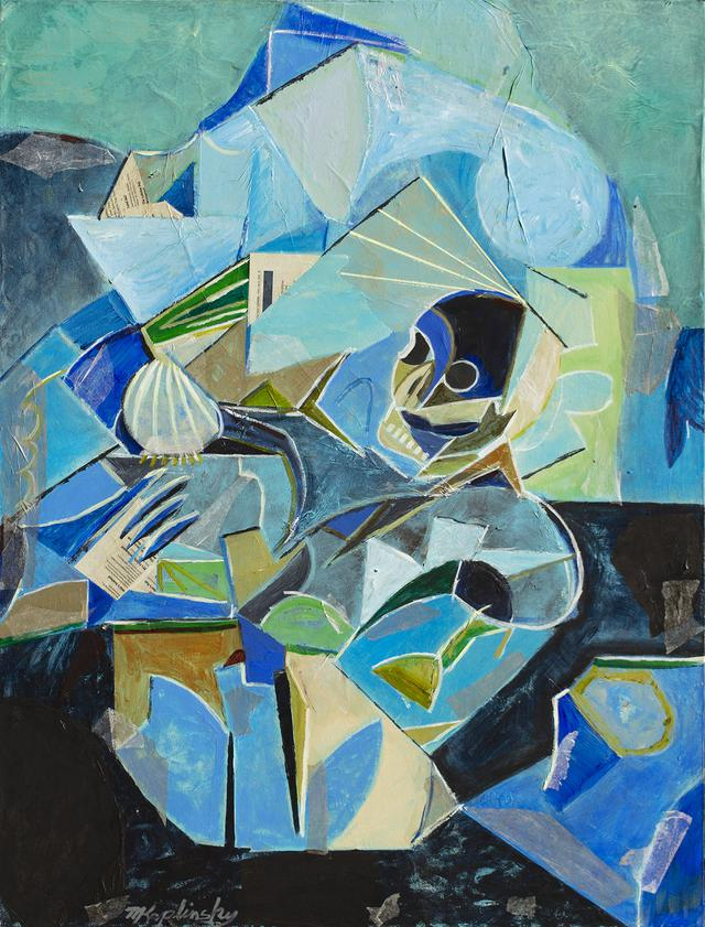 Blue Onion by Matt Kaplinsky - 36x48 mixed media web size.jpg