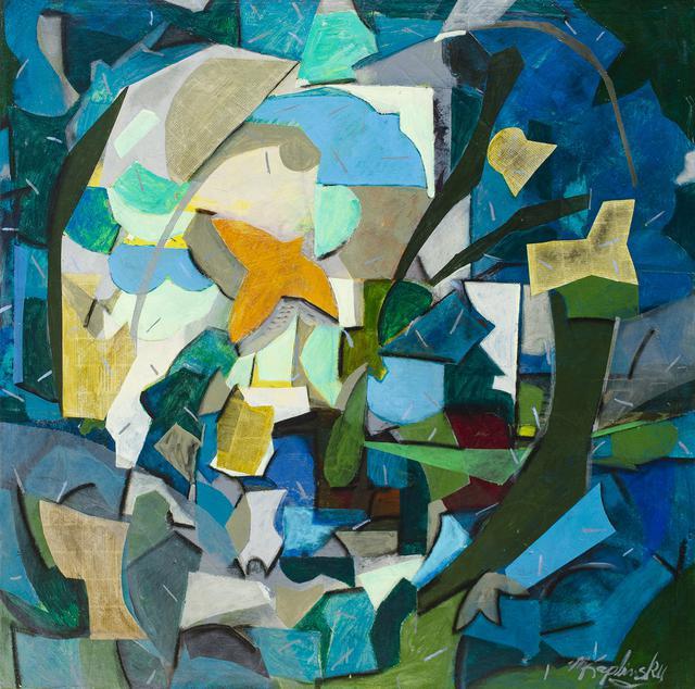 hyacinth _48x48 _acrylic and paper on canvas _by matt kaplinsky _web.jpg