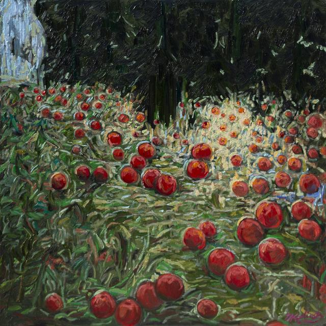 Under the Apple Orchard by Matt Kaplinsky oil on canvas 48x48 _web.jpg