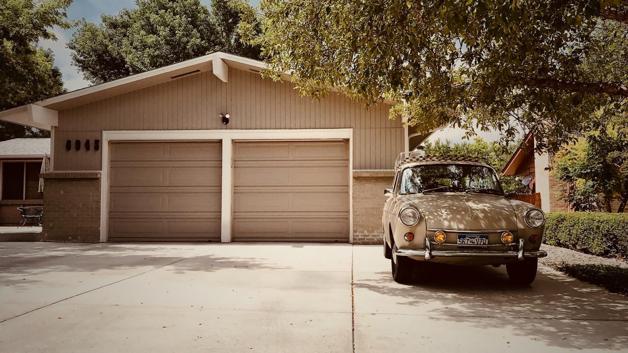 converted garage in Los Angeles